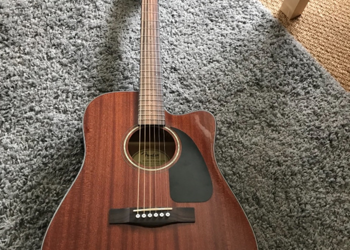 Fender Electro Acoustic Guitar - 1