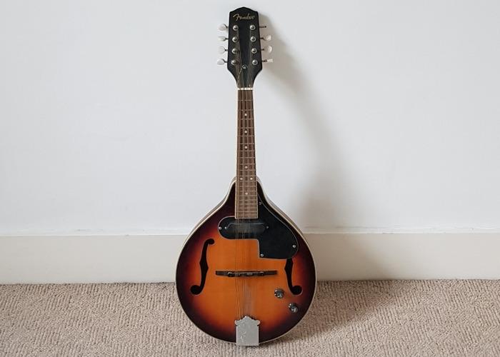 Fender Electro-acoustic Mandolin - 1