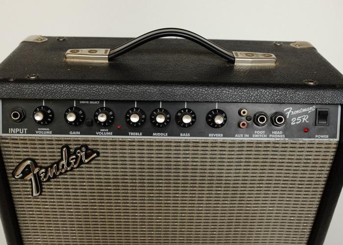 Fender Frontman 25R Amplifier - 2