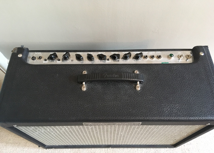 Fender Hot Rod Deluxe - Valve Amp - 2