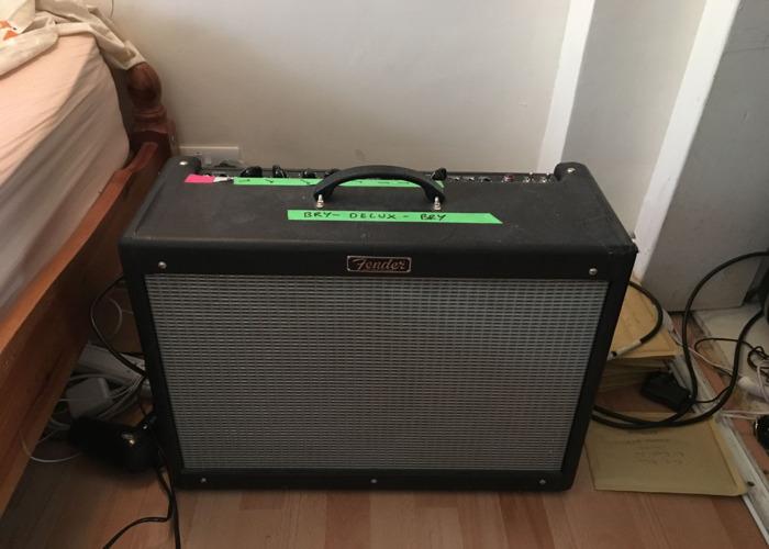 Fender Hot Rod Deluxe Amp  - 1