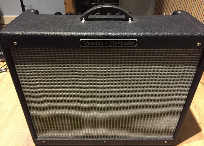 Fender Hot Rod DeVille 212 - 1