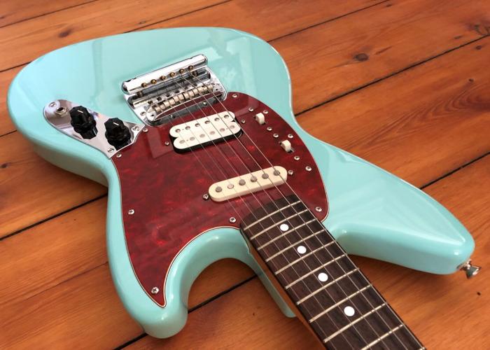 Fender Jag-Stang 1996, Kurt Cobain Nirvana Electric Guitar - 2