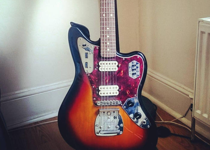 Fender Jaguar HH Classic Player Di Marzio  (The Vaccines) - 1
