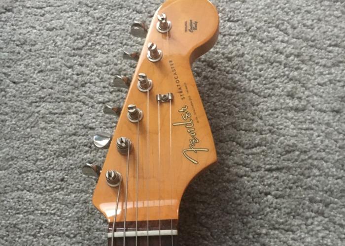 Fender John Mayer Strat - 2