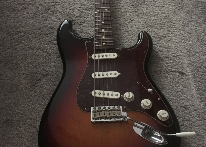 Fender John Mayer Strat - 1