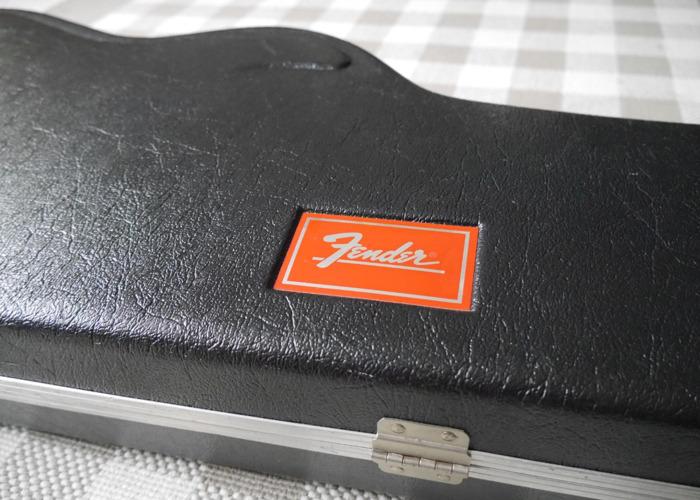 Fender Red Label Moulded Guitar Case - 2