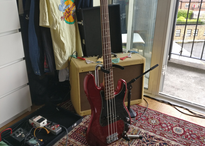 Fender Precision Bass Mexican - 1