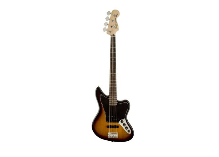 Fender Squier Guitar Jaguar Active Bass - 1
