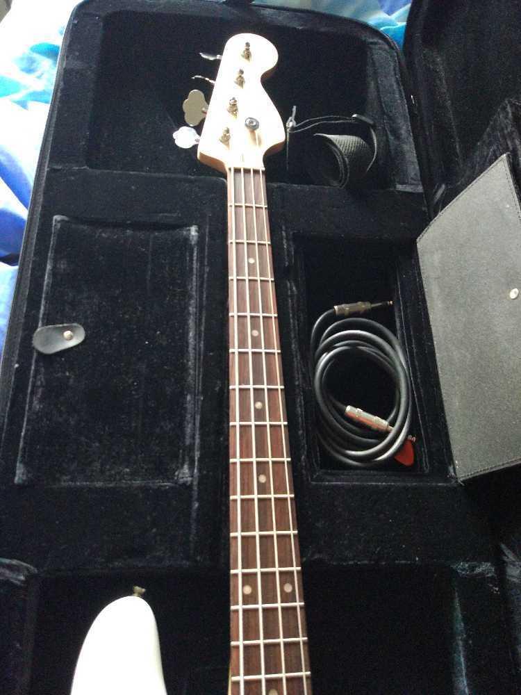Fender Squier Precision Bass Guitar - 2