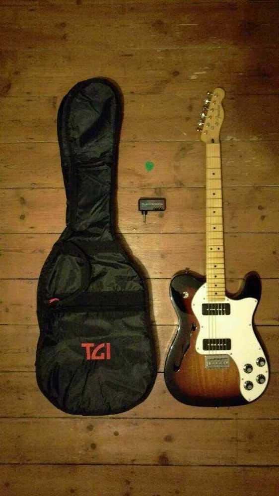 Fender Thinline Telecaster - 1