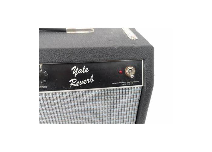 Fender Yale Reverb - 1