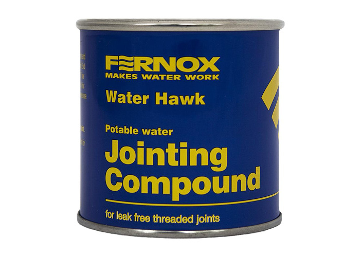 Fernox Water Hawk Non-Toxic Jointing Compound (400g) - 1