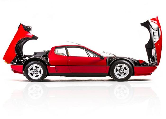 Ferrari Boxer 512 BB (1984) - 2