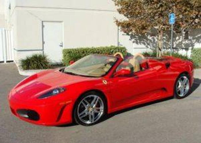 Ferrari Convertible F430 Spider Limited Availability 1