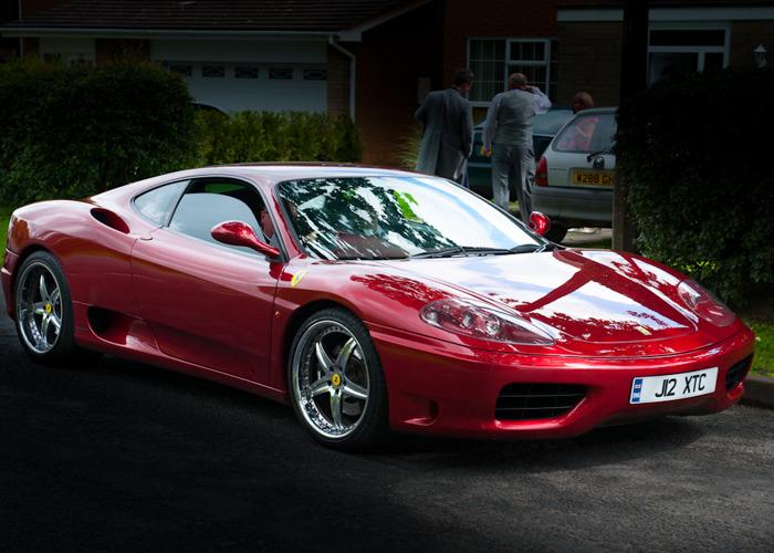 Ferrari F1 360 Modena Coupe - 2
