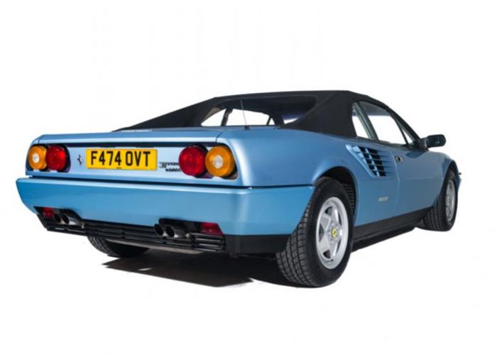 Ferrari Mondial Cabriolet (1988) - 2