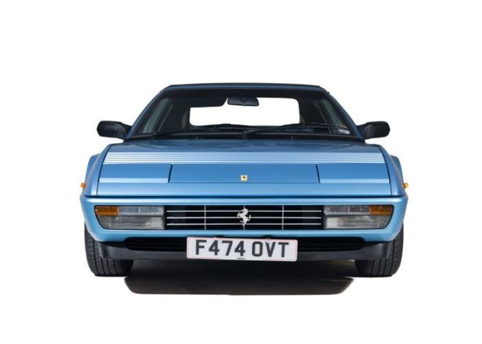 Ferrari Mondial Cabriolet (1988) - 1