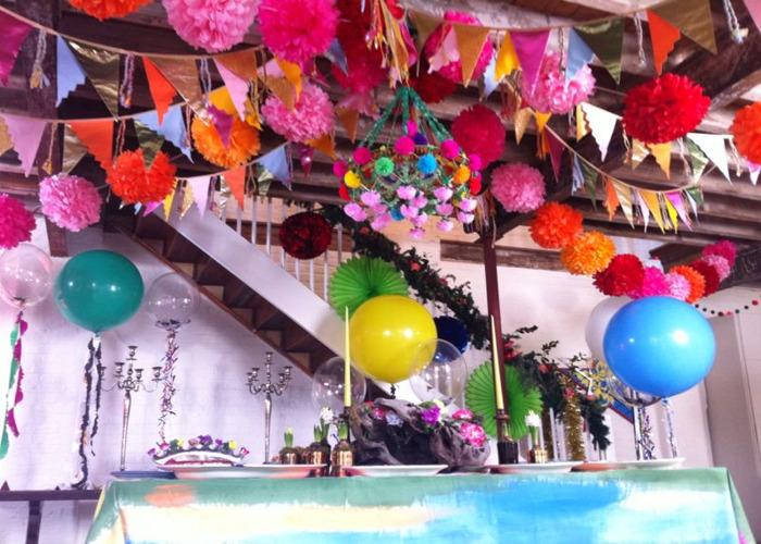 Festival/party/wedding bunting - 1