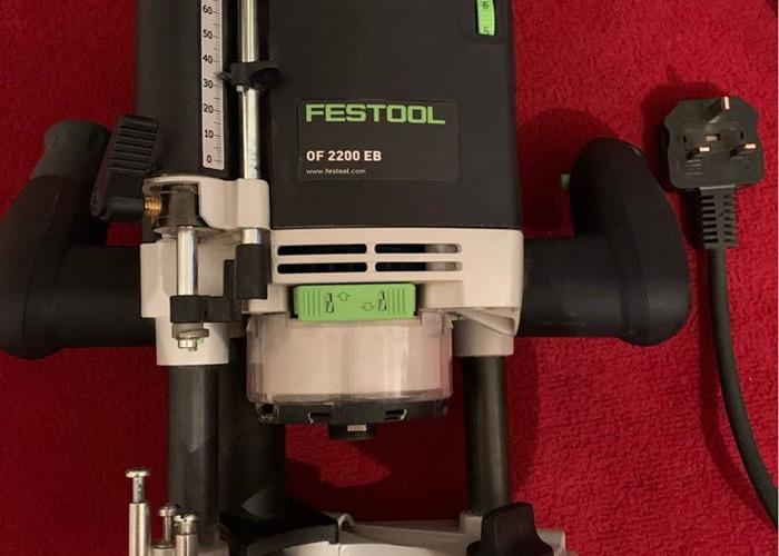 Festool Router 2200 110v - 2