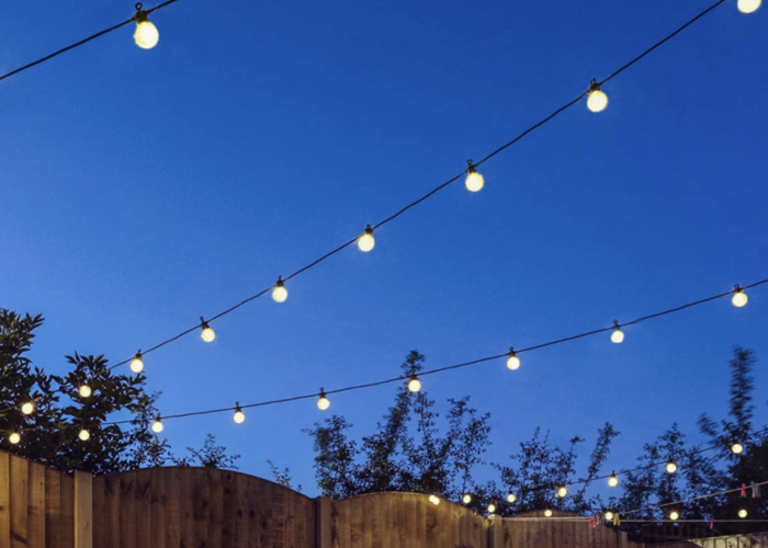 Festoon Lights In London