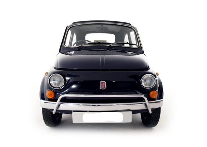 Fiat 500 Lusso (1972) - 1