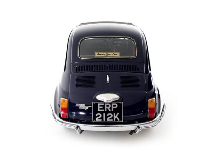 Fiat 500 Lusso (1972) - 2