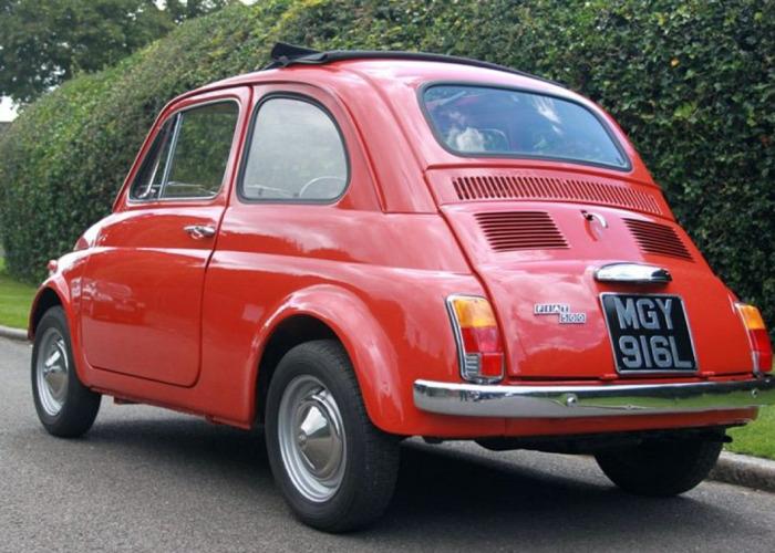 Fiat 500F (1972)  - 2