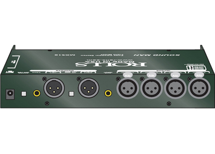 Field Sound Mixer MX410 Rolls  - 2