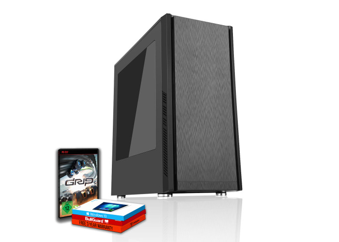 Buy Fierce EXILE Gaming PC, Fast AMD FX-8370 4 3GHz, 1TB HDD