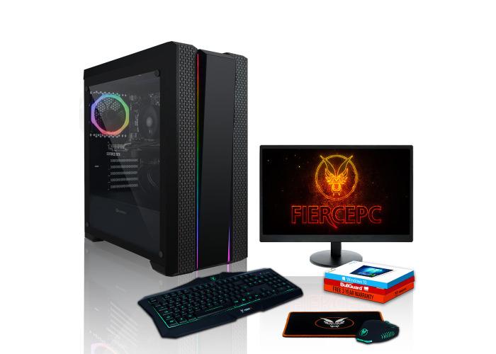 Buy Fierce Revenger Gaming PC, Fast Intel Core i5 9600K 4 6