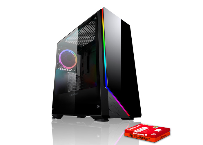 Rent Fierce Storm Gaming PC, Fast AMD Ryzen 7 2700 4 1GHz, 1TB HDD