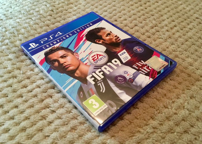 FIFA 19 Game for PS4 - 1