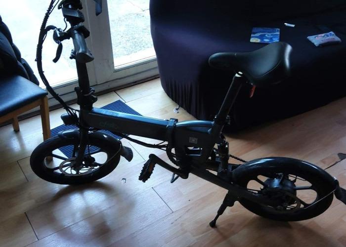 Fiido d2s electric bike - 1