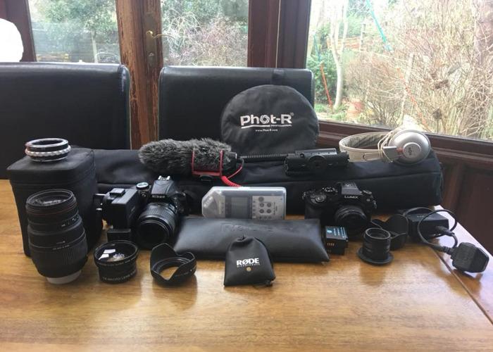 Film Maker Survival Pack - 1