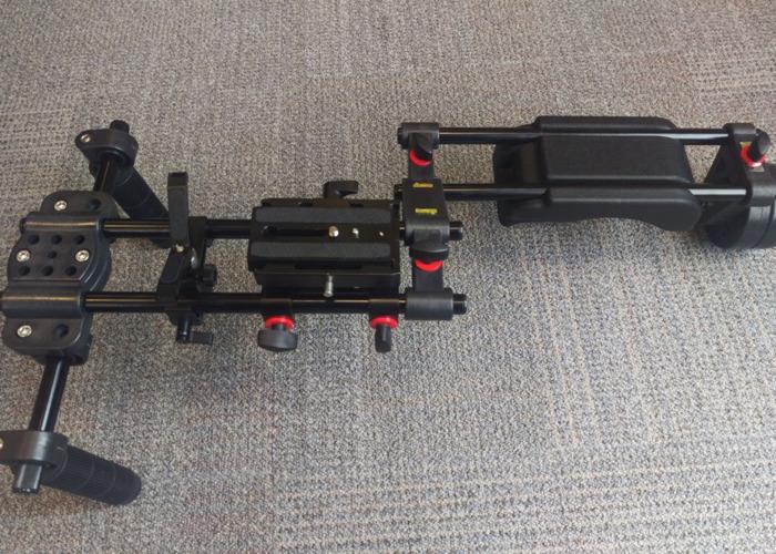 FilmCity Shoulder Rig - 1