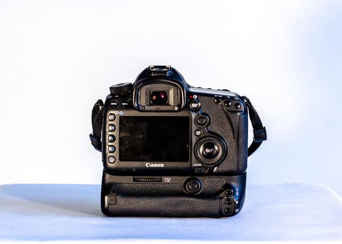 Filmmaker Pro Package - 5Diii + Lenses - 2