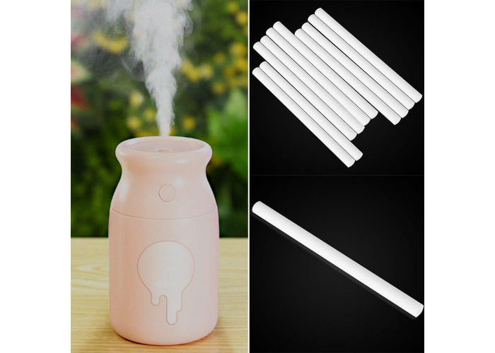Filter Cotton Sponge Sticks Refill Replacement Wicks Mini Portable Personal USB - 2
