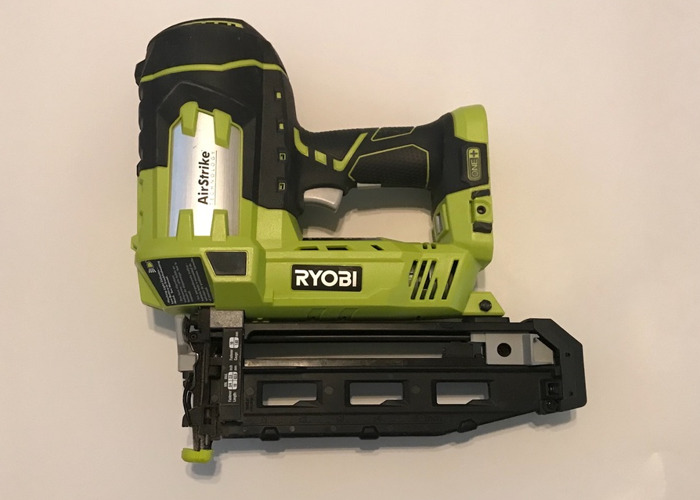 Finish nailer, 16 gauge, 18 volt - 1