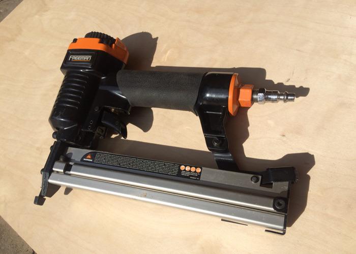Finish Nailer Stapler - 1