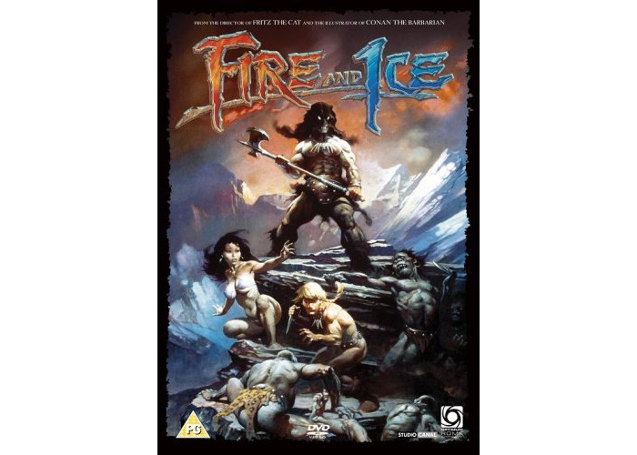 Fire And Ice [DVD] [DVD] - 1