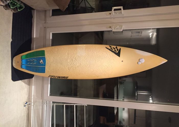 "Firewire Flexfire Surfboard 6ft3"" x18 3/4"" x 2 3/8"" - 1"