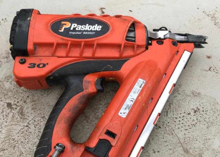 First fix paslode - 1