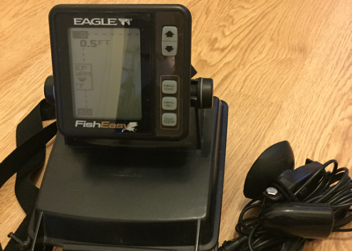 Rent Fish finder. Eagle Fish Easy, Portable Fish Finder in East