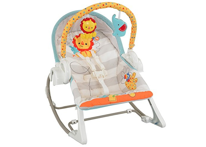Fisher-Price 3 in 1 Rocker Swing. - 1