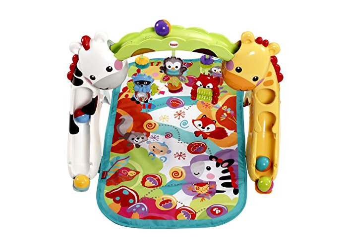 Fisher-Price CCB70 Newborn-to-Toddler Play Gym - 2