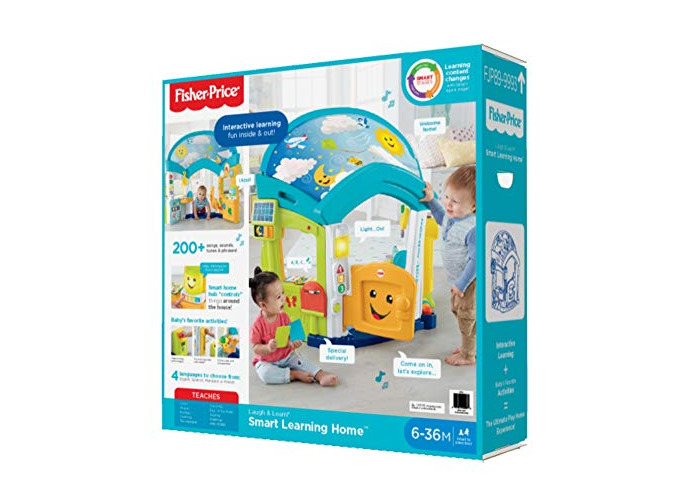 Fisher-Price Laugh & Learn Smart Learning Home - 2