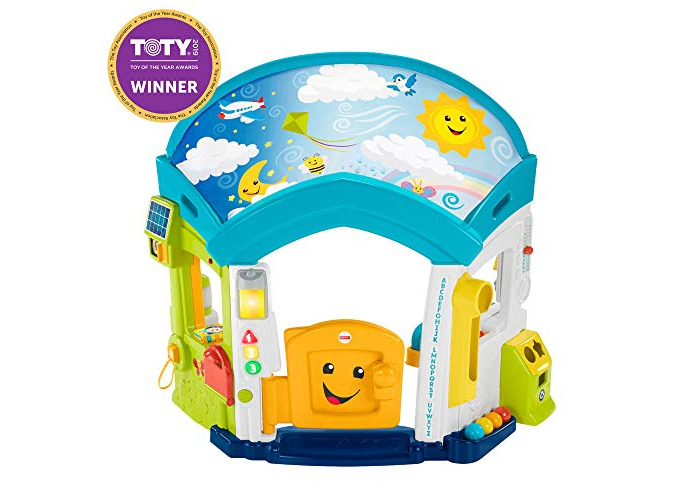 Fisher-Price Laugh & Learn Smart Learning Home - 1
