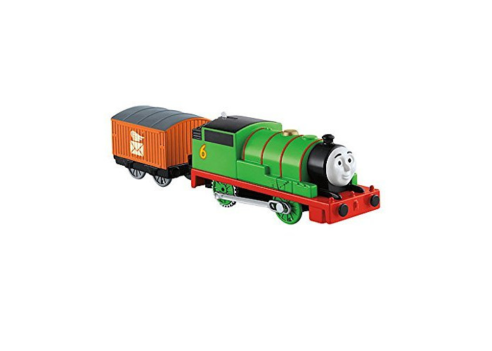 Fisher-Price Thomas & Friends - TrackMaster Motorised Percy Engine - 1