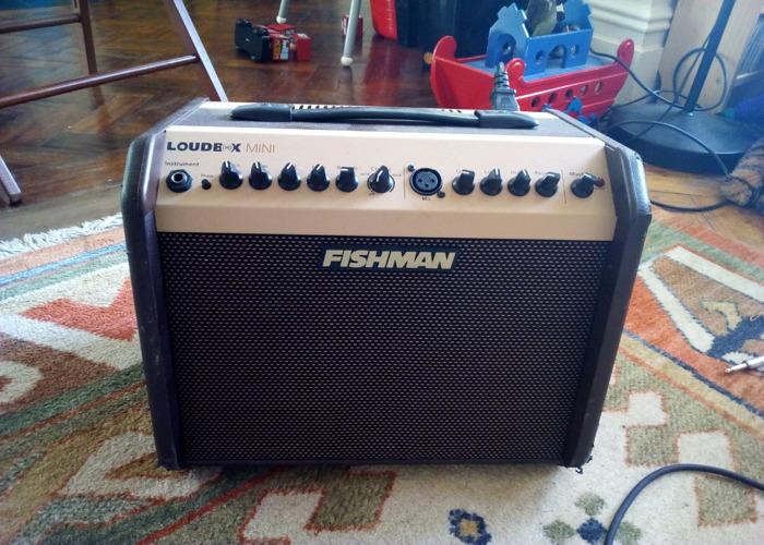 Fishman Loudbox Acoustic Guitar Amp - 1